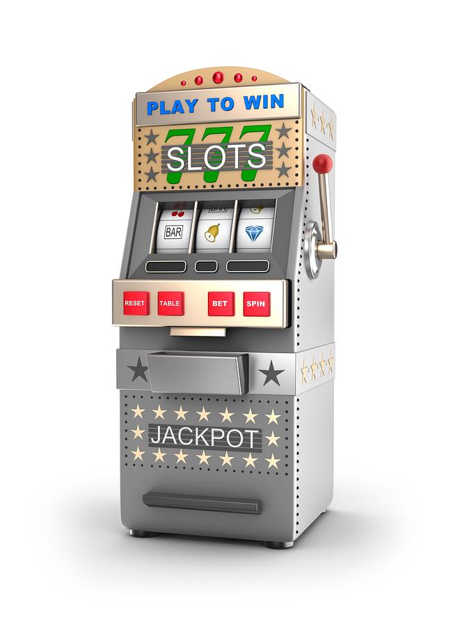 bigstock A slot machine gamble machine 41655574 Spelmaskin 24